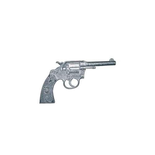 Fake-Tattoo Pistole Revolver