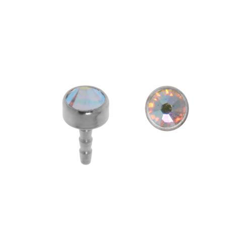 Internal-Piercing Titan Kristall