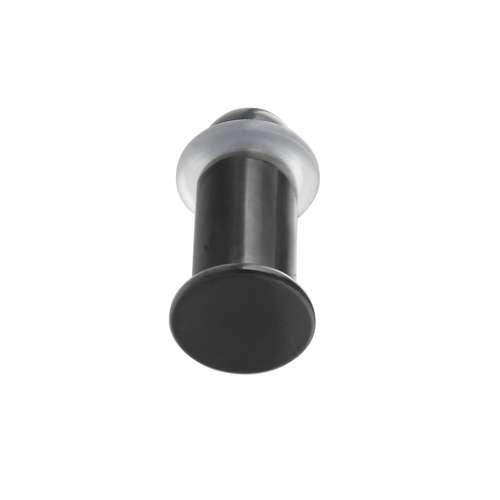Plug Titanio Revestimiento PVD (negro) PVC