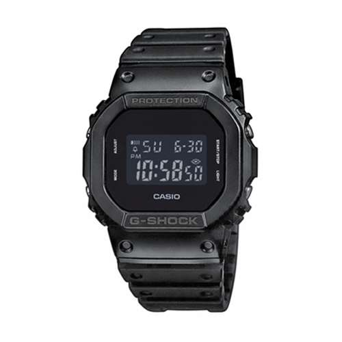 CASIO G-SHOCK Digitaluhr Resin Mineralglas