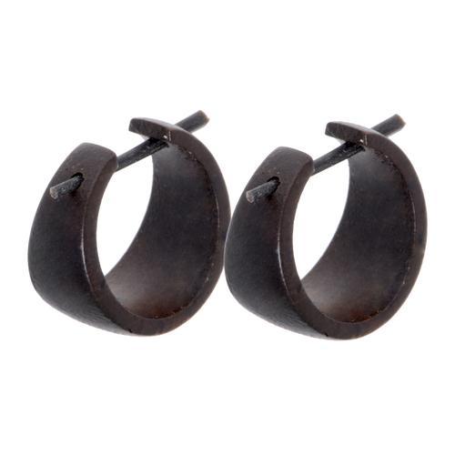Ohrringe Sonoholz