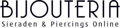 BIJOUTERIA Sieraden & Piercing webwinkel